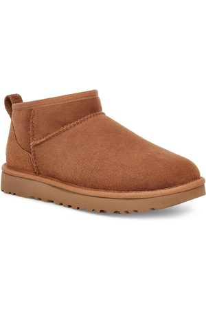 UGG Classic Ultra Mini Ankle Boot - Chestnut