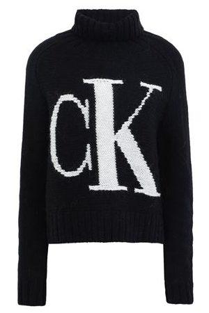 Calvin Klein Women Turtlenecks - KNITWEAR - Turtlenecks