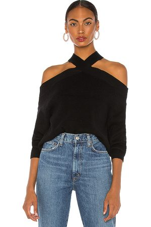 LINE & DOT Ariana Cold Shoulder Sweater in . Size M, S, XS.
