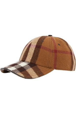 Burberry Wool Baseball Cap