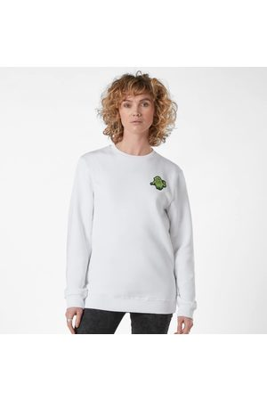 Ghostbusters Slimer Pocket Square Sweatshirt