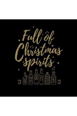 By IWOOT Full Of Christmas Spirits Women's T-Shirt