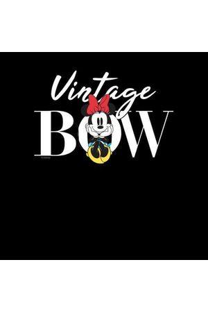 Disney Minnie Mouse Vintage Bow Sweatshirt