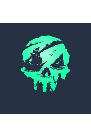 Rare Fashion Sea Of Thieves 2nd Anniversary Skull Hoodie