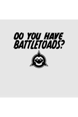 Rare Fashion Battle Toads Do You Have Them?! T-Shirt