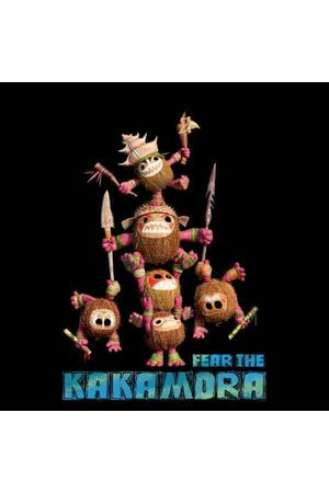 Disney Moana Fear The Kakamora Men's T-Shirt