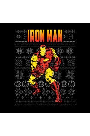 Marvel Avengers Classic Iron Man Christmas Sweatshirt
