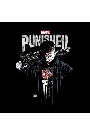 Marvel Frank Castle Women's Sweatshirt