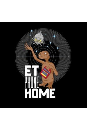E.T. the Extra-Terrestrial E.T. Phone Home Women's Sweatshirt