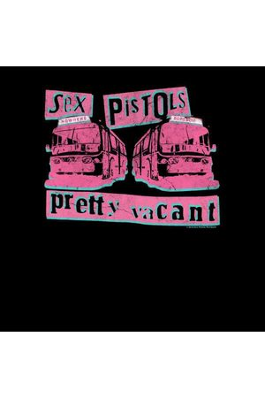 Sex Pistols Pretty Vacant Women's Sweatshirt