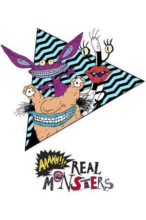 Nickelodeon Women T-shirts - AAAHH Real Monsters Women's T-Shirt