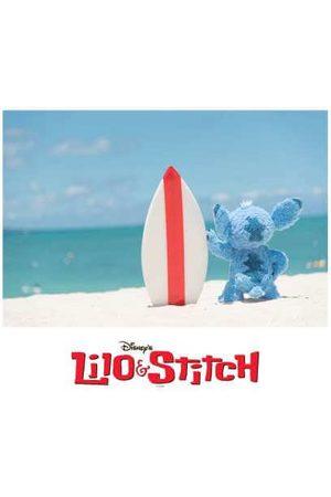 Disney Lilo And Stitch Surf Beach Women's Sweatshirt
