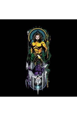 DC Aquaman and Ocean Master Women's Sweatshirt