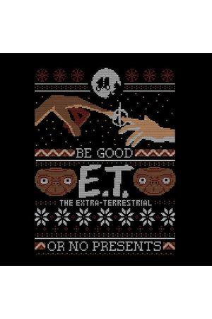 E.T. the Extra-Terrestrial Be Good or No Presents Women's Sweatshirt