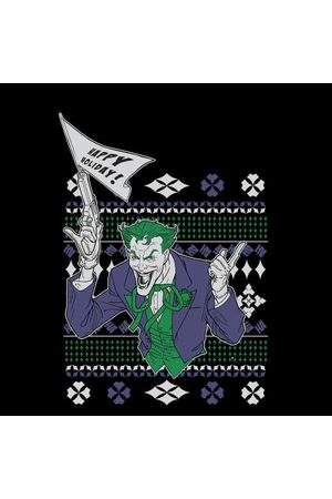 DC DC Joker Women's Christmas Sweatshirt
