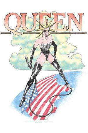 Queen Vintage Tour Women's Sweatshirt