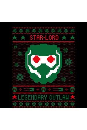Marvel Guardians Of The Galaxy Star-Lord Pattern Women's Christmas Sweatshirt