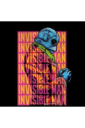 Universal Monsters Invisible Man Retro Women's Sweatshirt