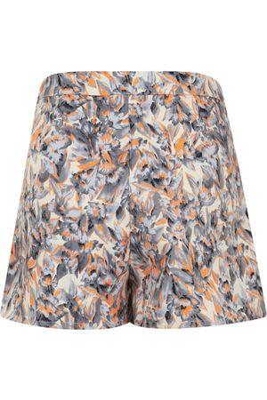 Madam Rage Women's Multi Print Shorts