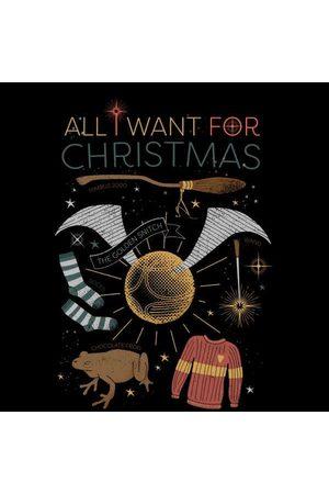 Harry Potter All I Want Women's Christmas Sweatshirt