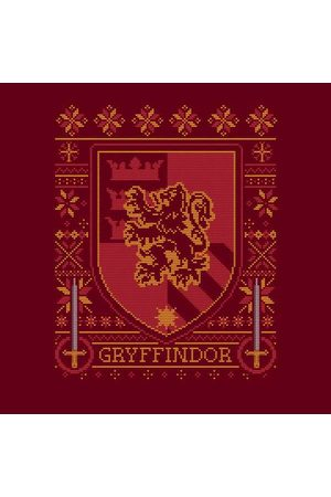 Harry Potter Gryffindor Crest Women's Christmas Sweatshirt