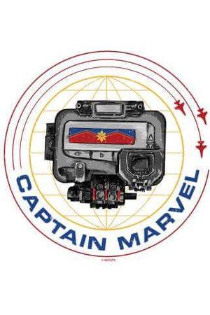Marvel Captain Pager Women's Sweatshirt