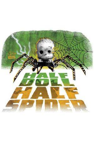 Pixar Toy Story Half Doll Half-Spider Women's Sweatshirt