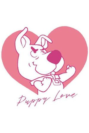 Scooby Doo Puppy Love Women's Sweatshirt