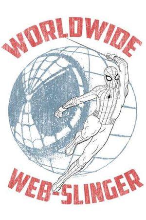 Marvel Spider-Man Far From Home Worldwide Web Slinger Women's Sweatshirt
