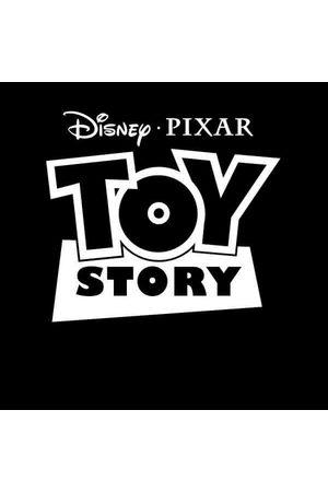 Pixar Toy Story Logo Outline Women's Sweatshirt