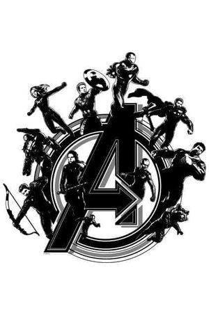 Marvel Avengers Endgame Hero Circle Women's Sweatshirt