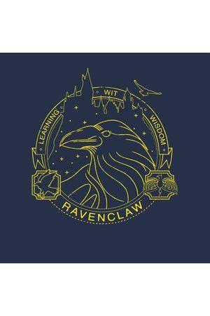 Harry Potter Ravenclaw Raven Badge Women's T-Shirt