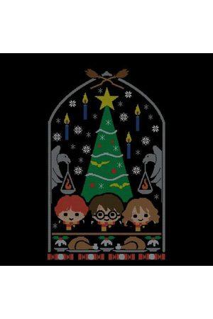Harry Potter Hogwarts Tree Women's Christmas Sweatshirt