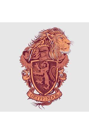 Harry Potter Gryffindor Drawn Crest Women's T-Shirt