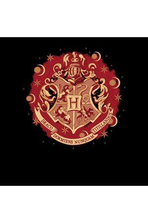 Harry Potter Hogwarts Christmas Crest Women's Sweatshirt