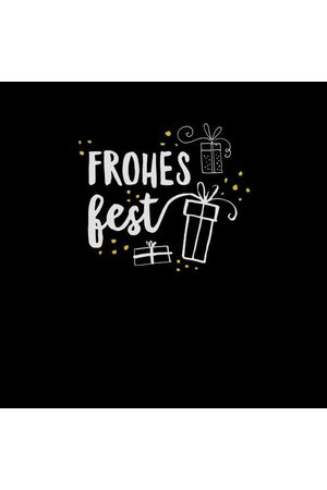 By IWOOT Frohes Fest Women's T-Shirt