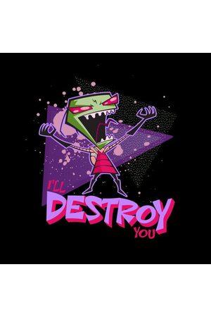 Nickelodeon Invader Zim I'll DESTROY You Women's T-Shirt