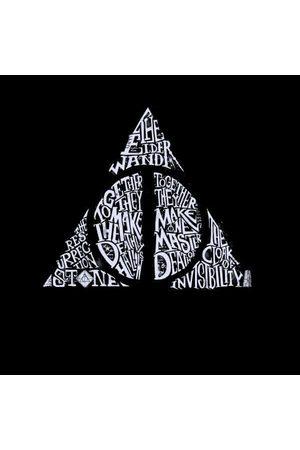 Harry Potter Deathly Hallows Text Women's Sweatshirt