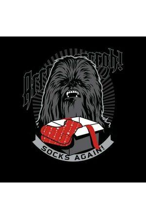 STAR WARS Chewbacca Arrrrgh Socks Again Women's Christmas Sweatshirt