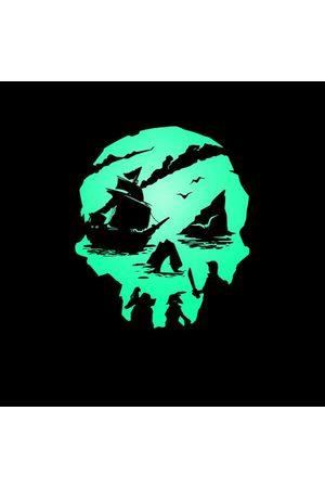 Rare Fashion Sea Of Thieves 2nd Anniversary Skull Women's T-Shirt