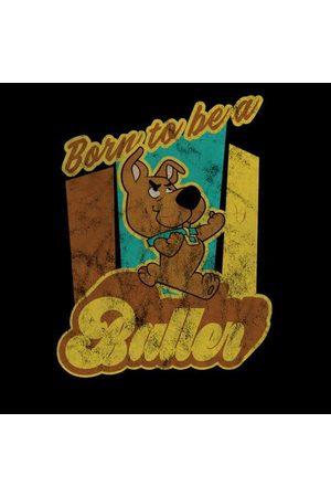 Scooby Doo Born To Be A Baller Women's Sweatshirt