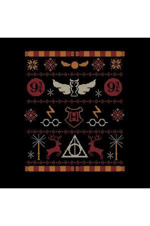 Harry Potter Knit Women's Christmas T-Shirt