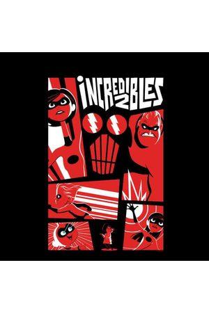 Pixar The Incredibles 2 Poster Women's Sweatshirt