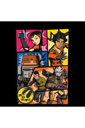STAR WARS Rebels Comic Strip Women's T-Shirt