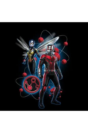 Marvel Ant-Man And The Wasp Particle Pose Women's Sweatshirt