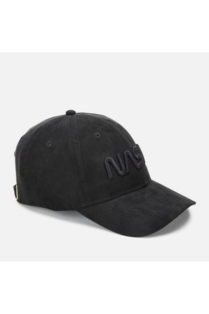 Nasa 3D Embroidered Suede Cap