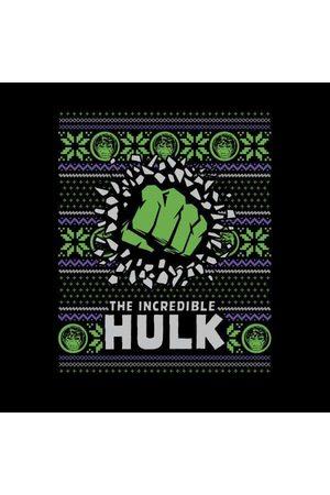 Marvel Hulk Punch Women's Christmas Sweatshirt
