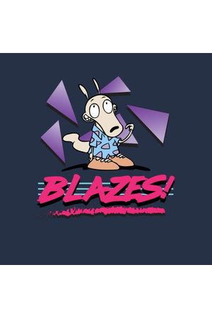 Nickelodeon Rockos Modern Life Blazes! Women's T-Shirt