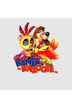 Rare Fashion Banjo Kazooie Group T-Shirt