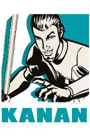 STAR WARS Rebels Kanan Women's T-Shirt